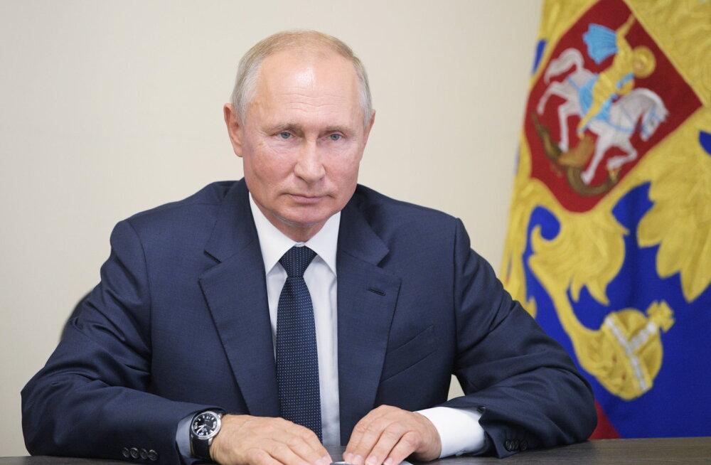 Putin määras ukaasiga kindlaks Venemaa arengueesmärgid 2030. aastani