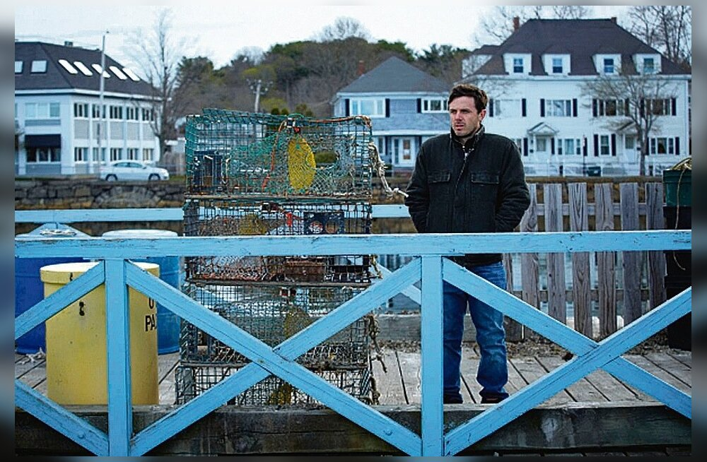 """Casey Affleck noppis Lee Chandleri rolli eest filmis """"Manchester by the Sea"""" nii Oscari kui ka Kuldgloobuse, teistest auhindadest rääkimata."""