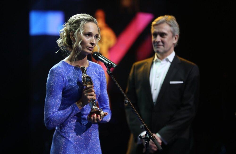 ФОТО: Ксения Балта и Расмус Мяги - лучшие спортсмены Эстонии 2016 года!