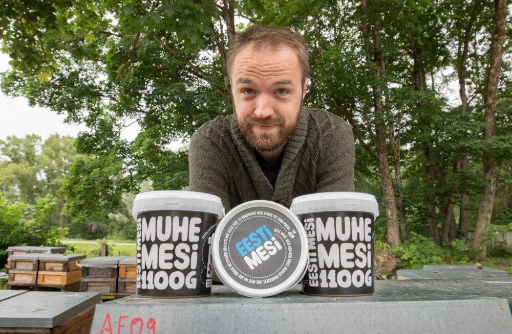 Aasta Põllumees 2019 kandidaat - MART KULLAMAA,  Muhe Mesi OÜ