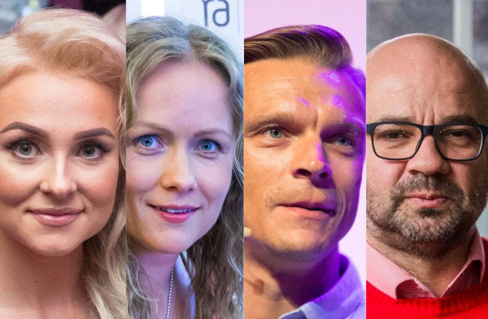TOP 20 | Armastus ei küsi vanust! Need kuulsad Eesti paarid üllatavad suure vanusevahega