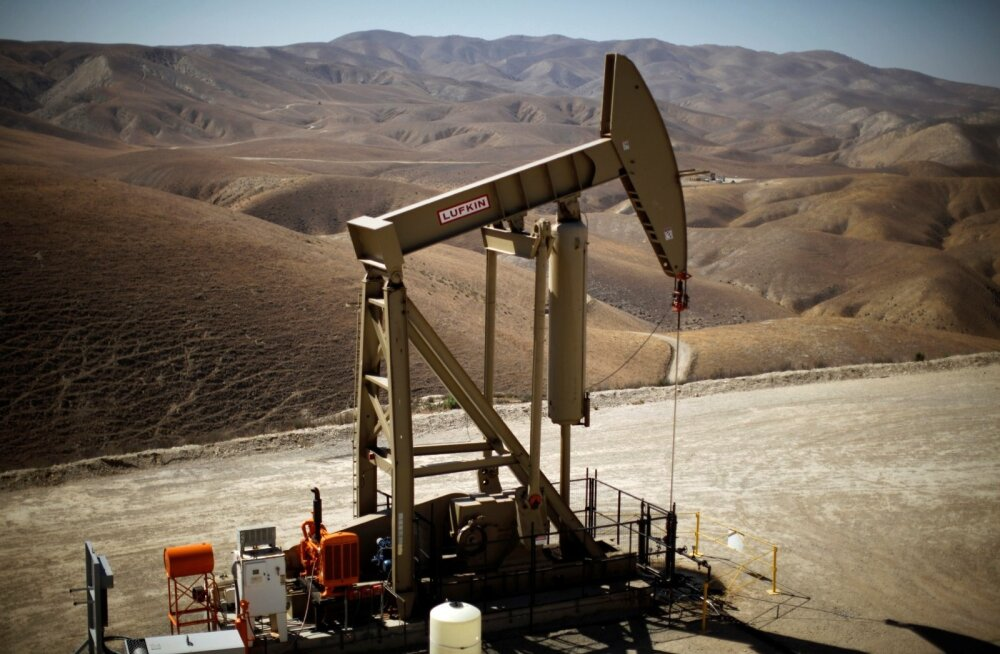 Naftapuurtorn Californias