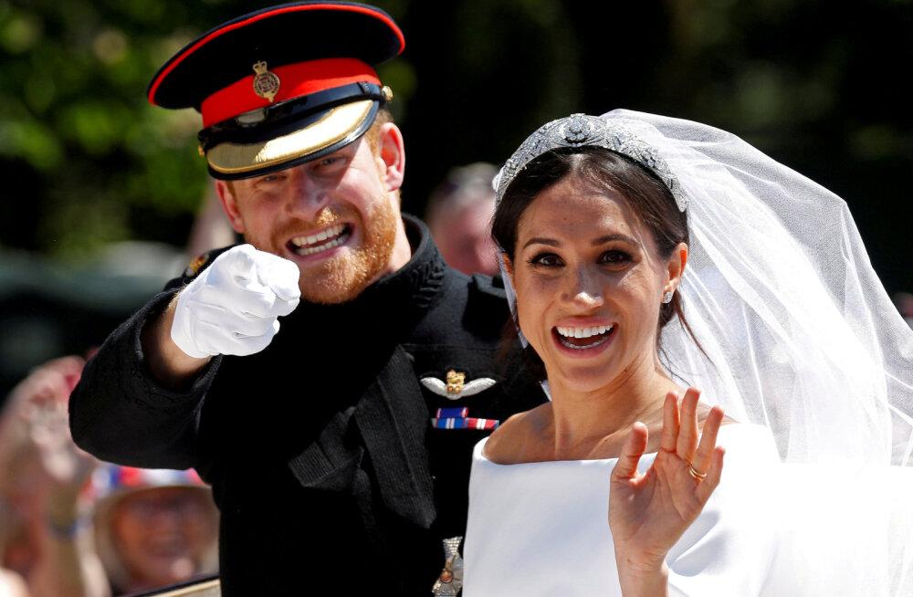 Harry lähisugulane paljastab põhjuse, miks tal oli printsi ja Meghani pulmas meeletult ebamugav olla