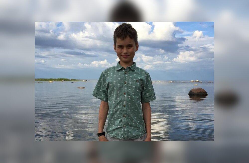 Raskekujulist epilepsiat põdeva poja isa: paljud inimesed on loobunud või alla andnud, aga mina pole iseloomult selline