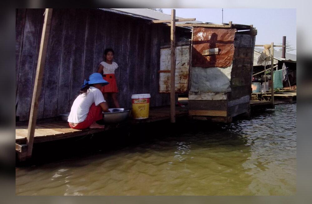 """Reisikiri Kambodžast, 7. osa: """"Külaelanikud lõid väidetava nõia teadvusetuks"""""""