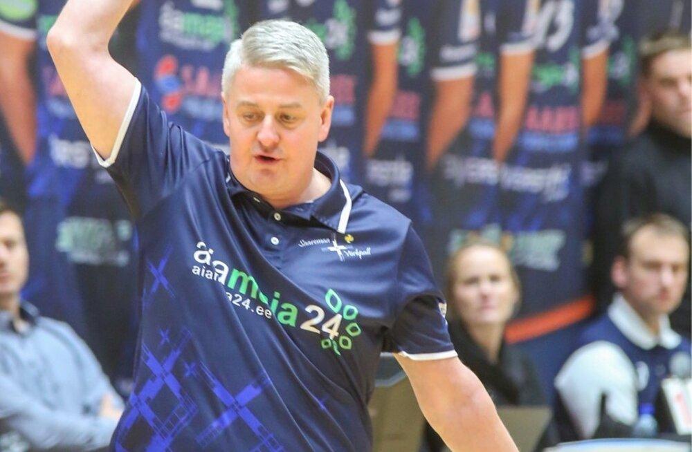 Urmas Tali ja Saaremaa täitsid eurosarjas miinimumeesmärgi ja jõudsid 1/16-finaali.