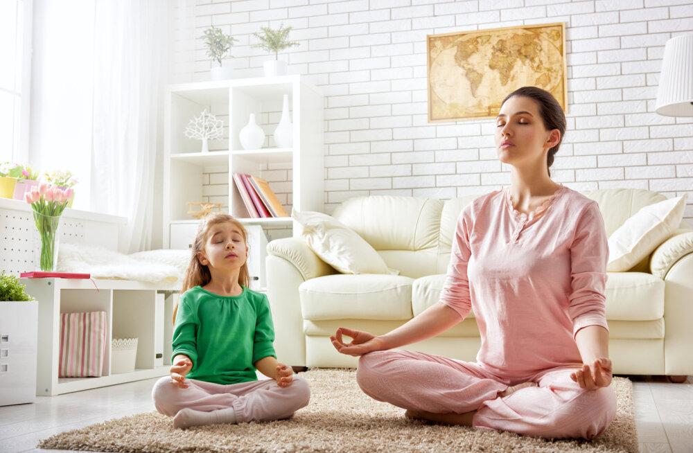 Vaikuseminutid: kuidas tuua rohkem rõõmu ja rahu alanud õppeaastasse?