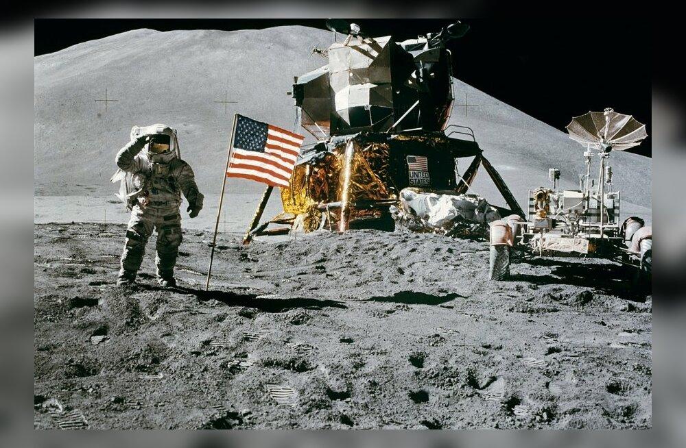 Kümme vaatamisväärsust, mida turistid Kuul kindlasti külastaksid