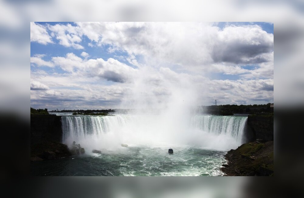 Esimesena üle La Manche'i väina ujunud mees uppus Niagara joa keeristes