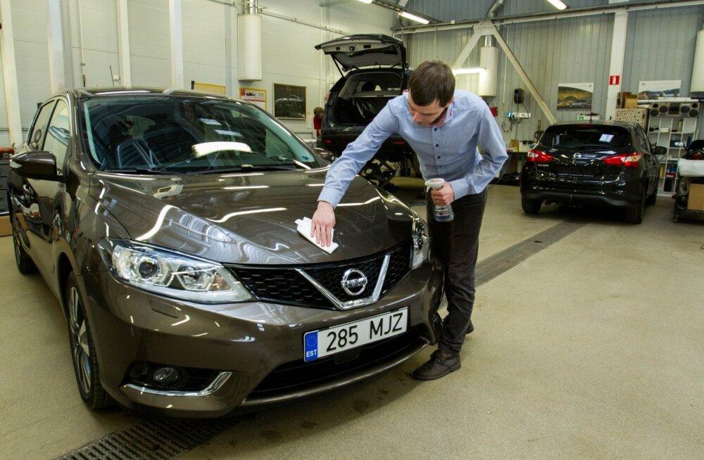 Ekspert annab nõu, kuidas autot pesta