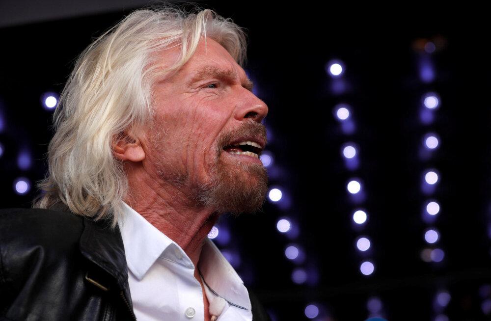 Branson: leppeta Brexit viiks Suurbritannia pankroti äärele