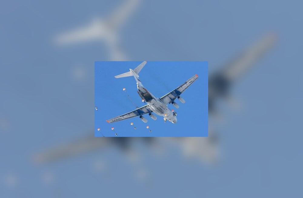 vene, transpordilennuk, õhuvägi, transport, lennuk