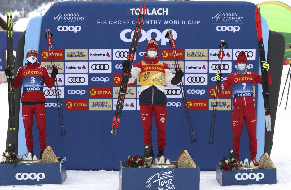 Šveitsi äss viskas õhku dopingukahtluse: kas Tour de Skid valitsevad venelased on ikka puhtad?