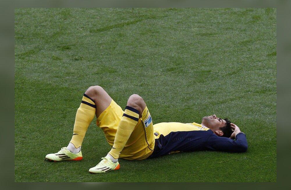 Diego Costa loodab Serbia imeravitseja abiga laupäevaks jalule saada