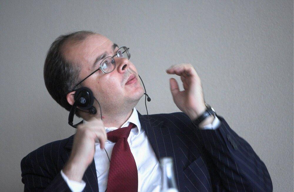 Howard Wilkinsonil on endise tööandja Danske Banki kohta palju kriitilist öelda.