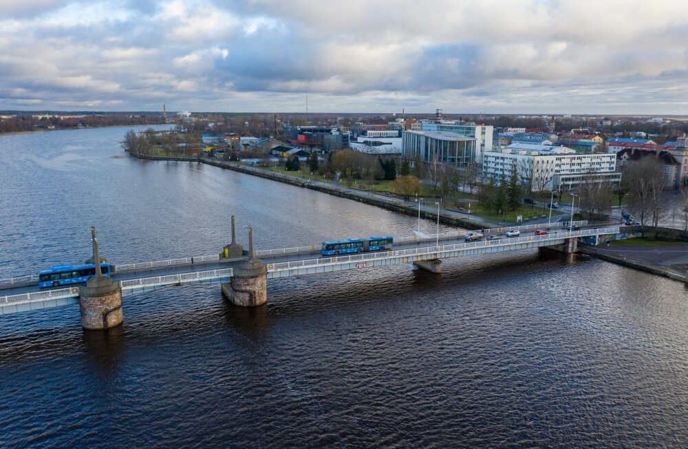 Pärnu jõeäärse elamu arendaja võlad küündivad miljoni euro lähedale, ees ähvardab pankrot