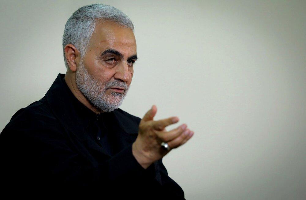 Qassem Soleimani: Iraani talupoiss, kes sai võimsamaks kui president