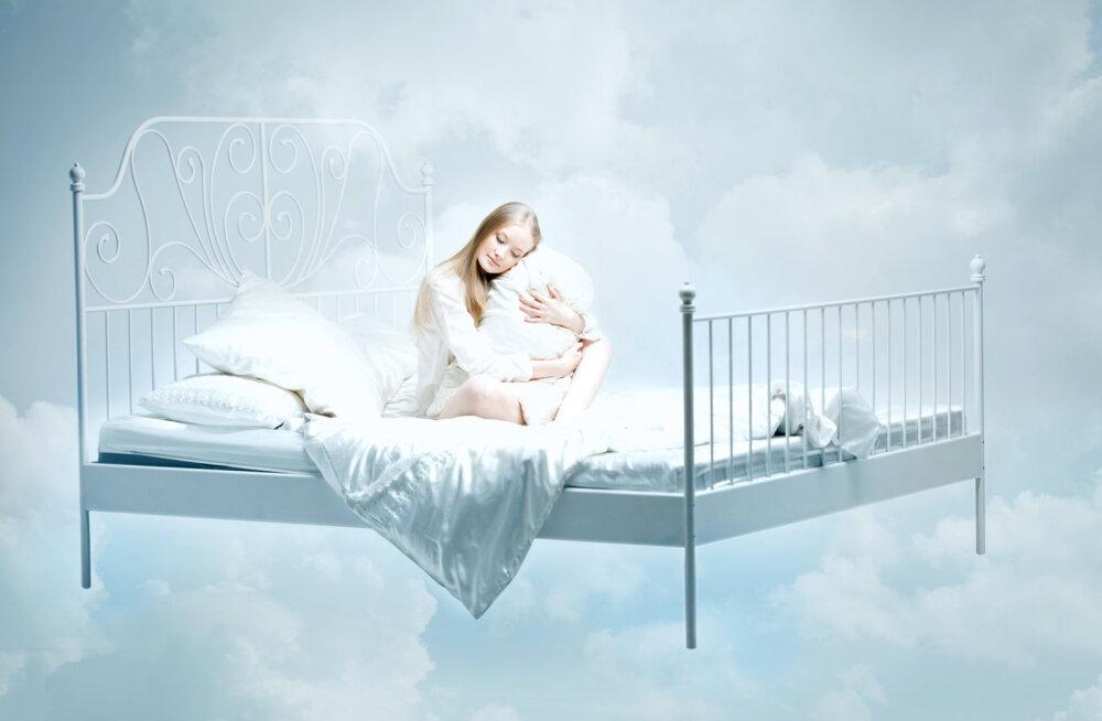 Unenäod paljastavad sinu eelmised elud ning kuulutavad ette tulevasi sündmusi