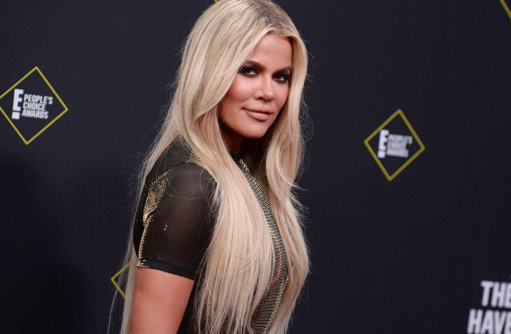 KLÕPS | Fännid on veendunud, et Khloe Kardashian ootab teist last endiselt kallimalt