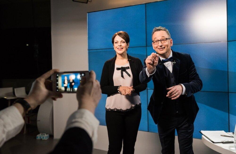 Margus Saar astub Eesti suure juubeli puhul üles hoopis Soome televisioonis!