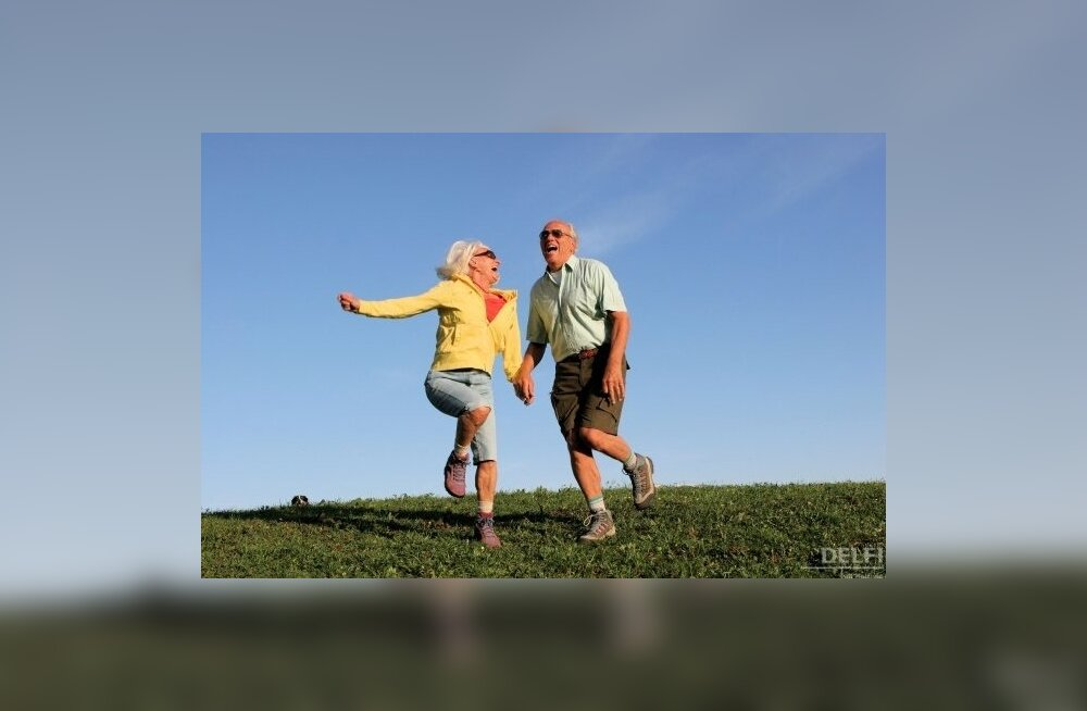 DELFI GRAAFIK: Mis vanust loetakse vanaduspõlve alguseks Euroopa riikides?