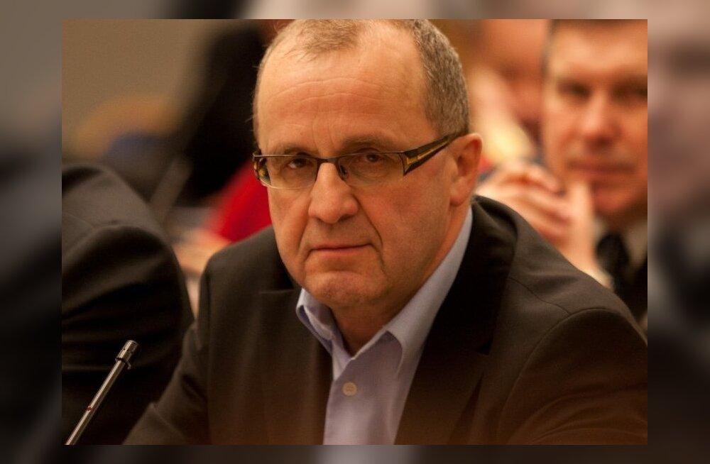 Ain Seppik: politseinik ei pea täitma ebaseaduslikke käske