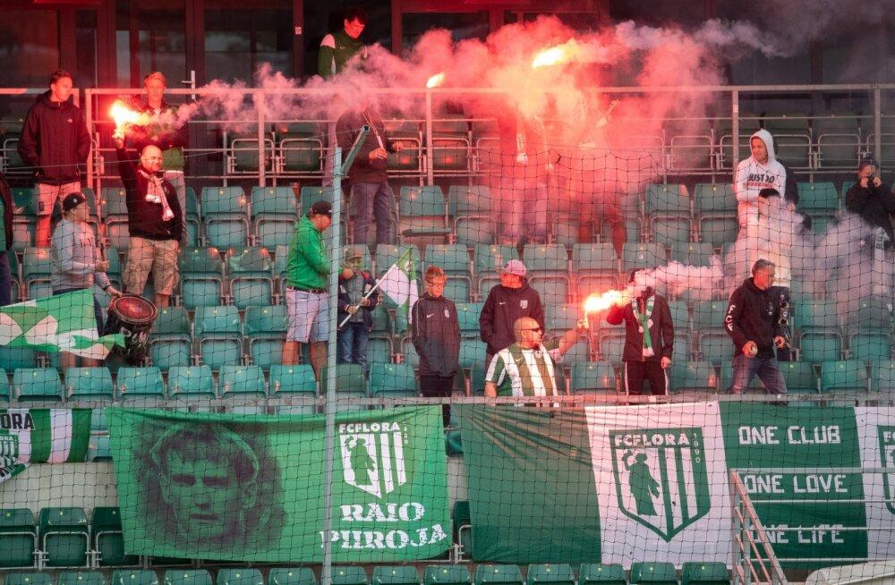 FC Flora ja Paide Linnameeskond