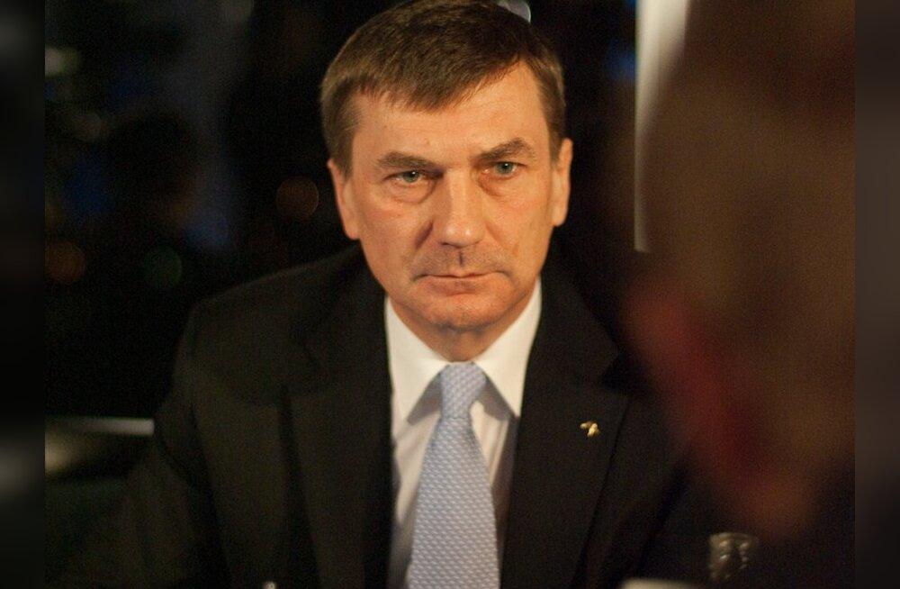 Ansip: tippkohtumise otsused Eestile täiendavaid makseid ei too