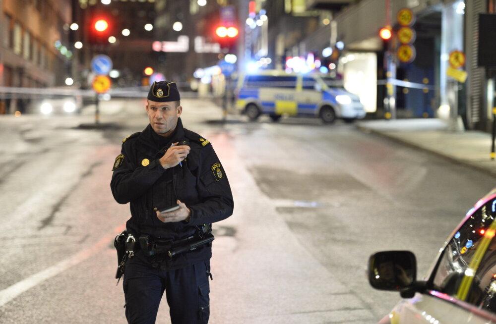 Stockholmi piirkonnas toimus öösel kolm plahvatust