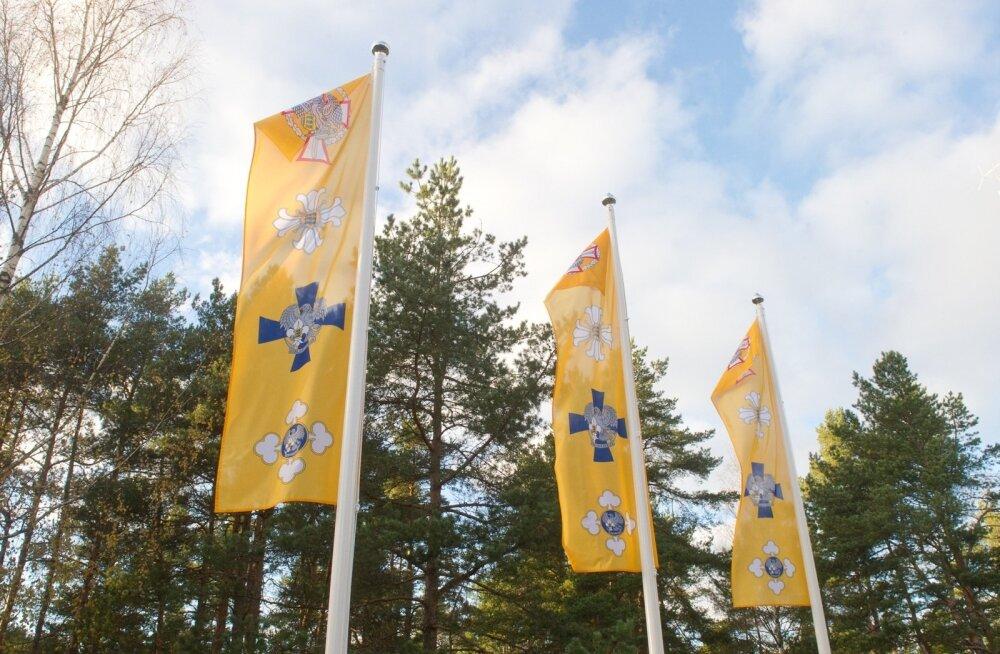 Kaitseliidu Peastaap ja Tallinna malev avasid uue tagalakeskuse