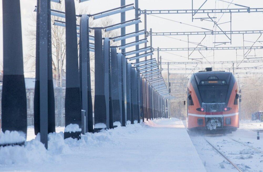 Investeerimispankurid selgitavad: kuidas võiks Elron rongide kõrget intressi vähendada?