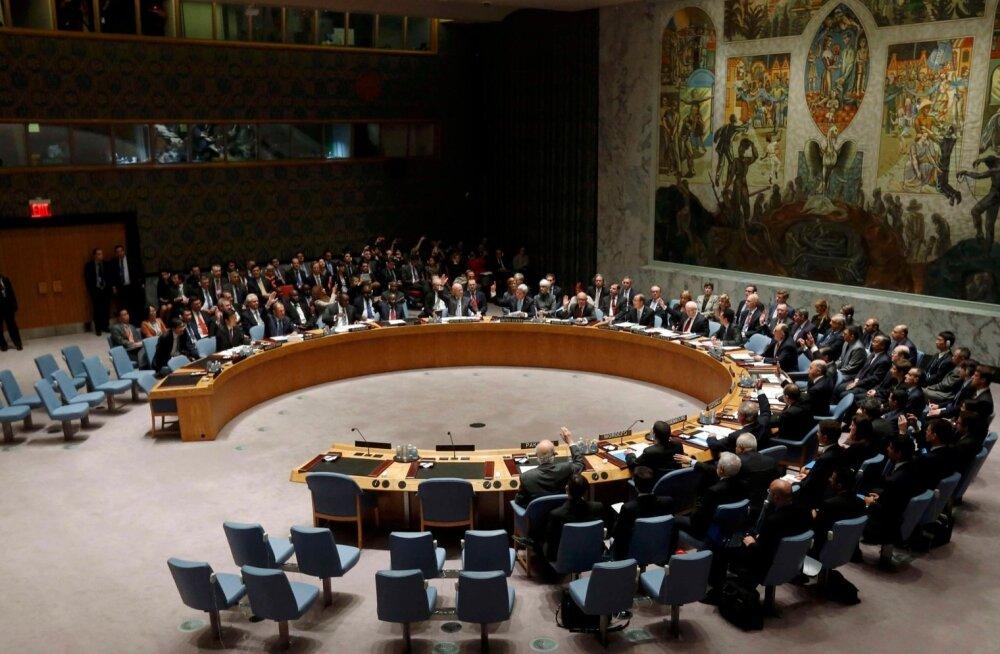 Suurbritannia kutsus mürgirünnaku tõttu kokku ÜRO julgeolekunõukogu istungi
