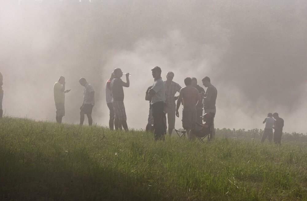 Kohtla-Järve elab aprillist saati tolmupilvedes - mures elanikud pöördusid keskkonnaministeeriumi poole