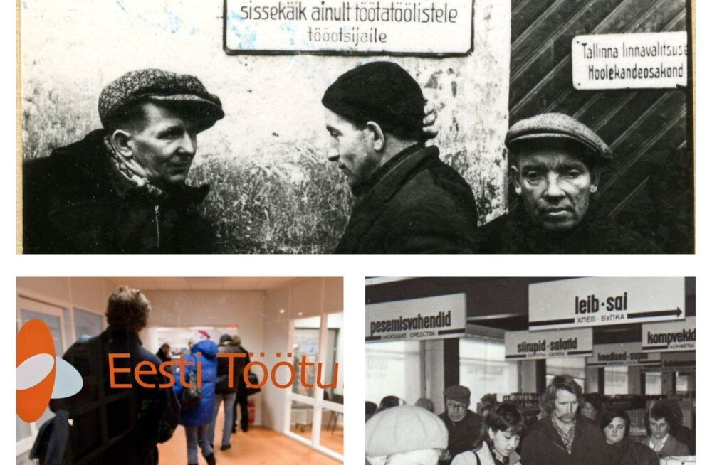 EV 100 nädalat | Kolm majanduskriisi, mil eestlastel on tulnud vöö koomale tõmmata või ülimas kitsikuses elada