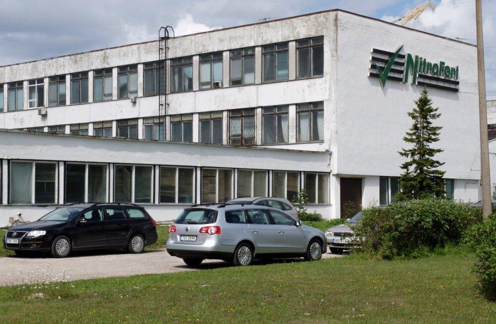 Nitroferdi tehas on ajale jalgu jäänud. Uus oli see 1960-ndatel.
