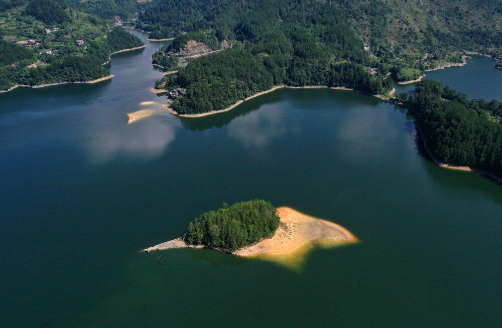 Китай решил сдать в аренду сотни необитаемых островов
