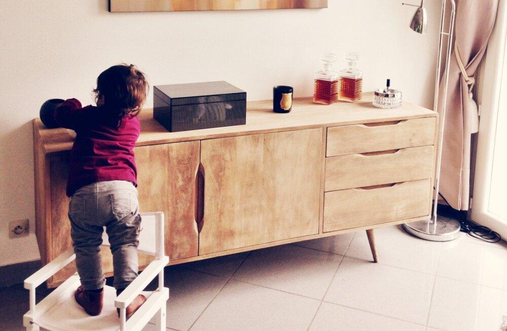 ТОП-5 домашних опасностей для детей