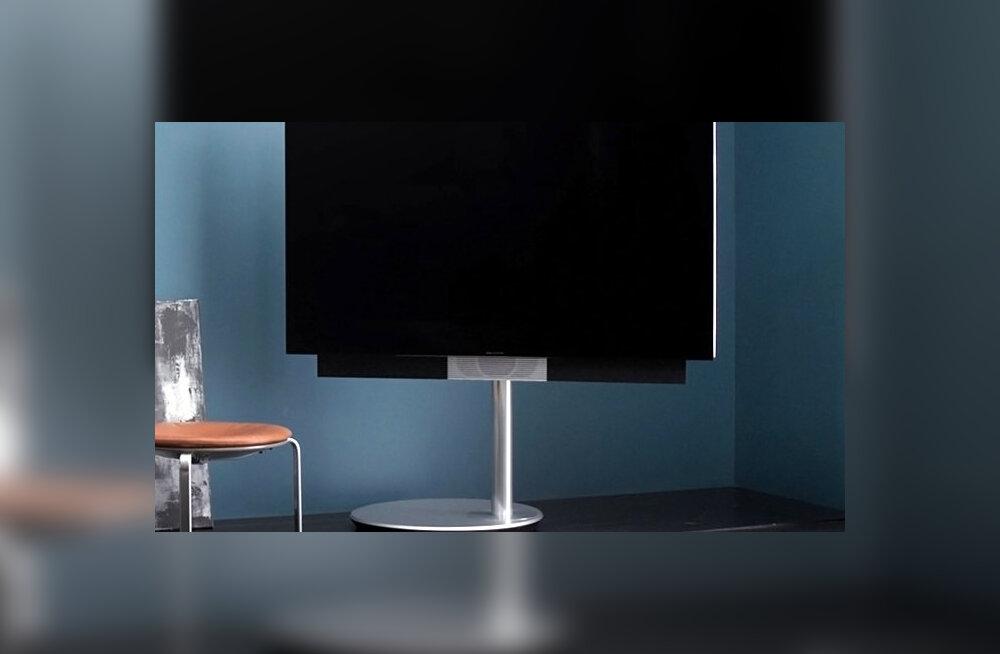 Bang & Olufsen leiab, et turul on endiselt kohta kallile UHD-telerile