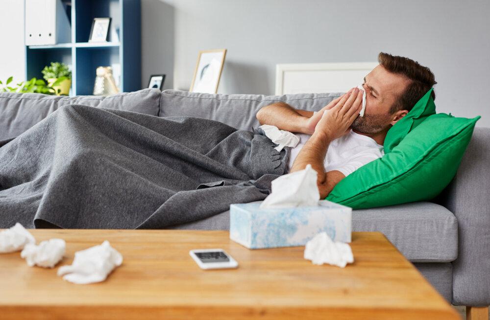 Kui reisilt tulles kimbutab haigus, siis millal on õige aeg arsti juurde pöörduda?
