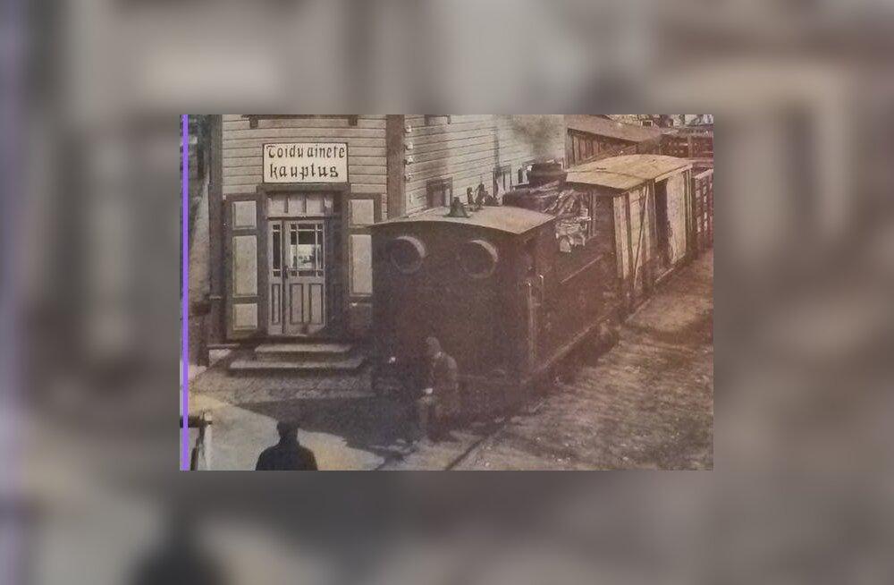 Jaak Juskega kadunud Eestit avastamas: lugu Kadriorgu läbinud raudteest