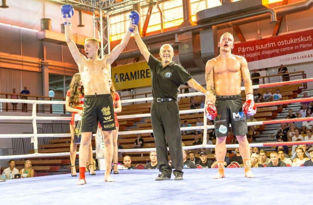 Fightland Pärnu spordihoones