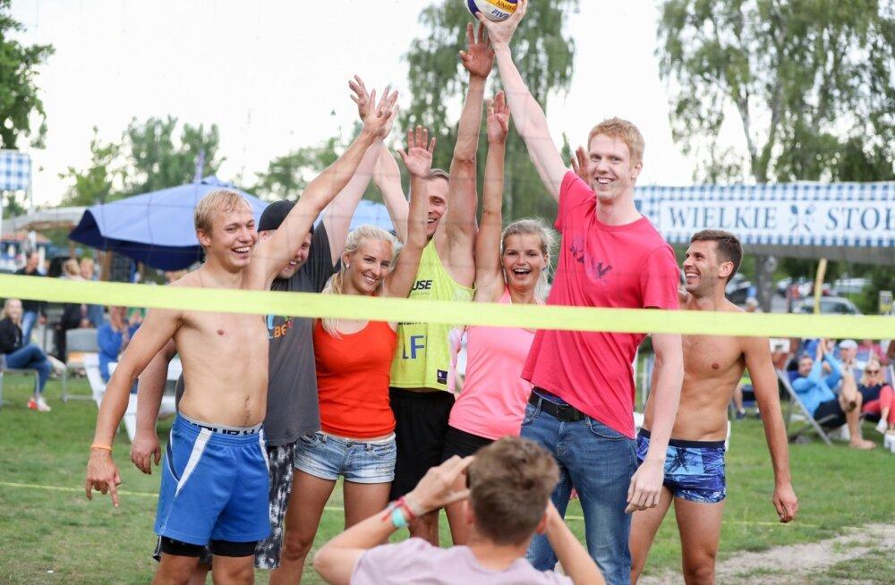 Eesti võrkpallifännide turniir
