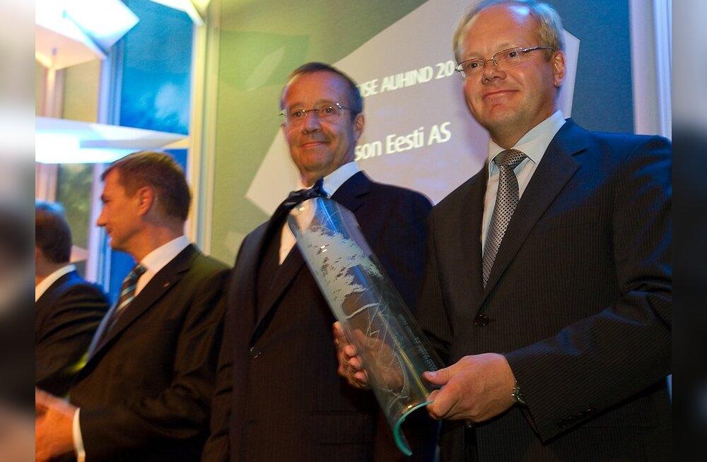 Mis võiks olla Eesti Nokia? Aasta ettevõte 2010 on Ericsson AS!