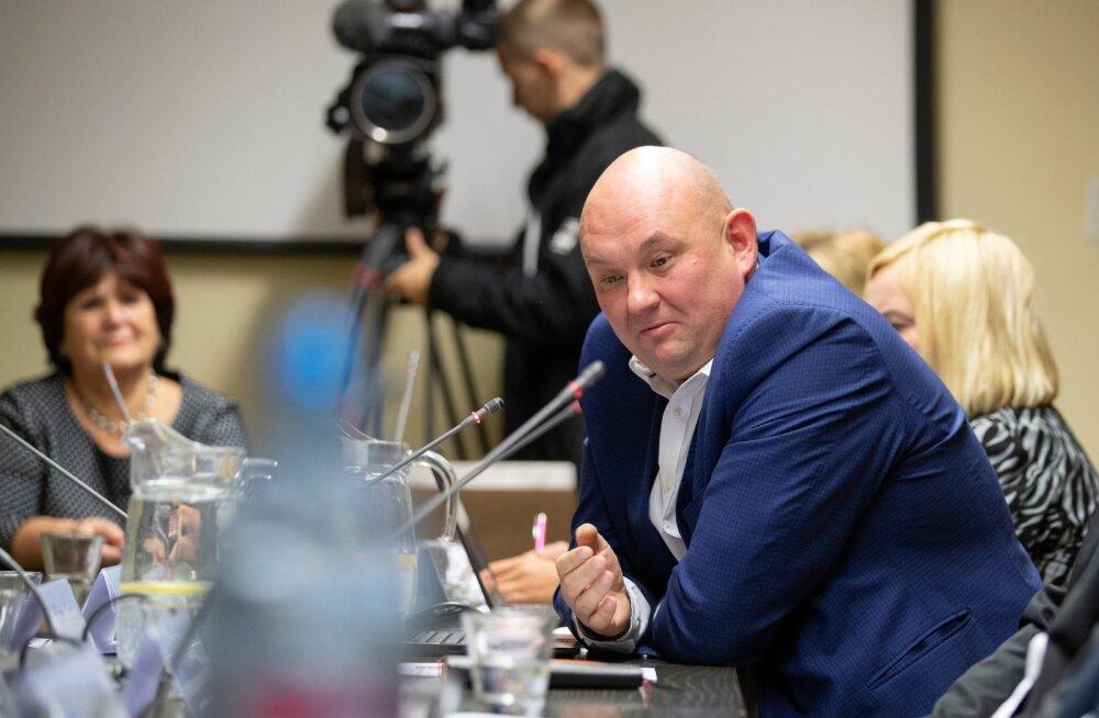 Eesti Posti juht Ansi Arumeel