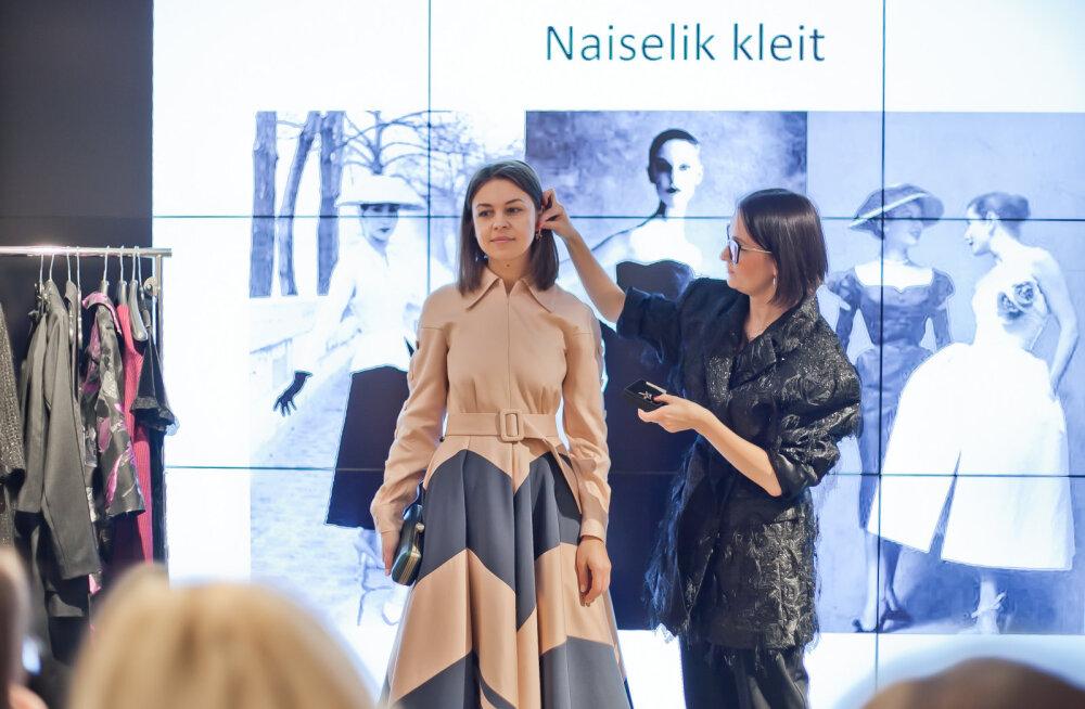 К декабрю готова! 7 эффектных образов на все случаи жизни от стилиста Светланы Агуреевой и эстонских дизайнеров