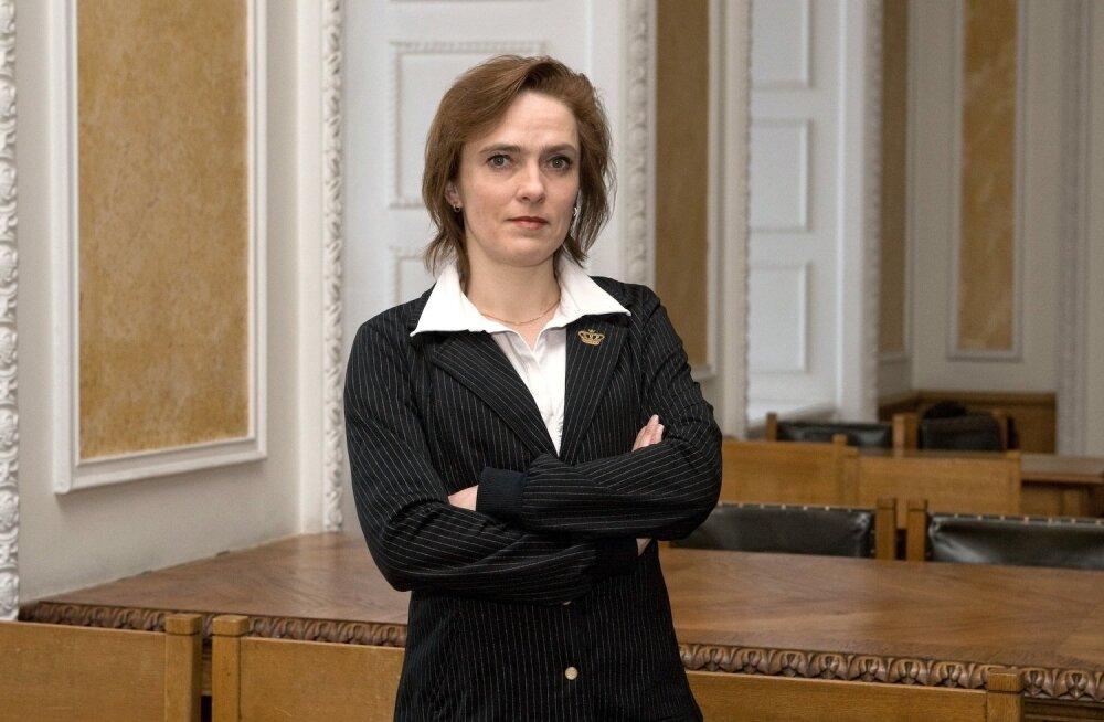 Опытная журналистка Postimees уходит с должности из-за разногласий с новым главредом по поводу ее статьи об EKRE