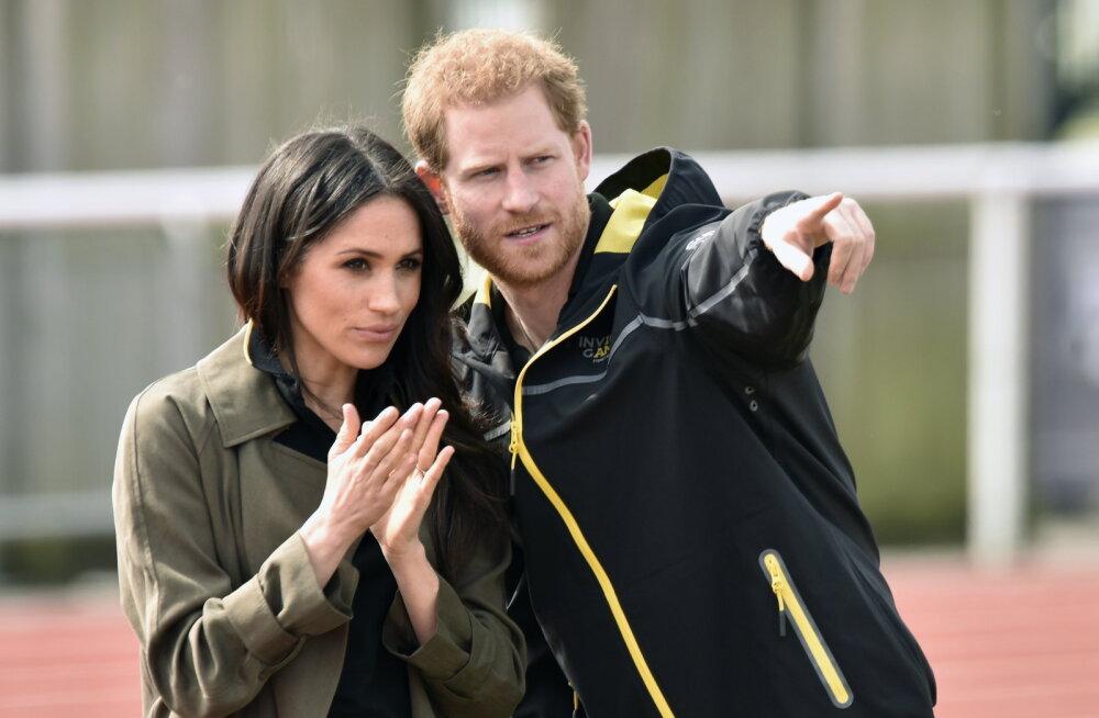 """Hertsoginna Meghani isa Thomas asub tütre vastu tunnistusi andma ning paljastab prints Harry """"vihkamist täis"""" tekstisõnumid"""