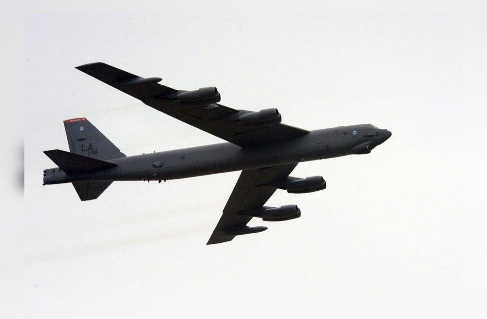 Pyongyang: B-52 ülelennud Korea poolsaarest on andestamatu provokatsioon