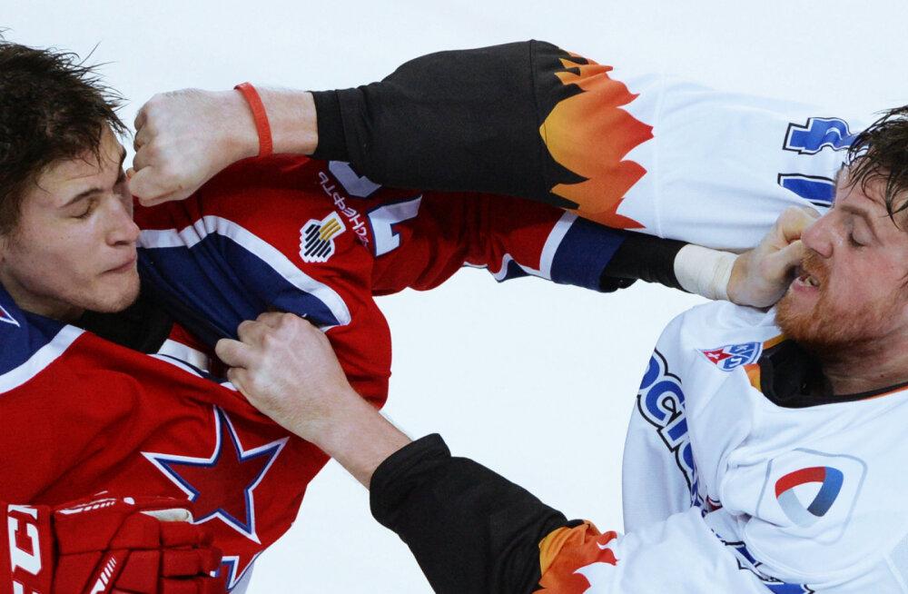 Металлурги, комиксные герои или хоккеисты? Что за команда приедет в Таллинн из Череповца