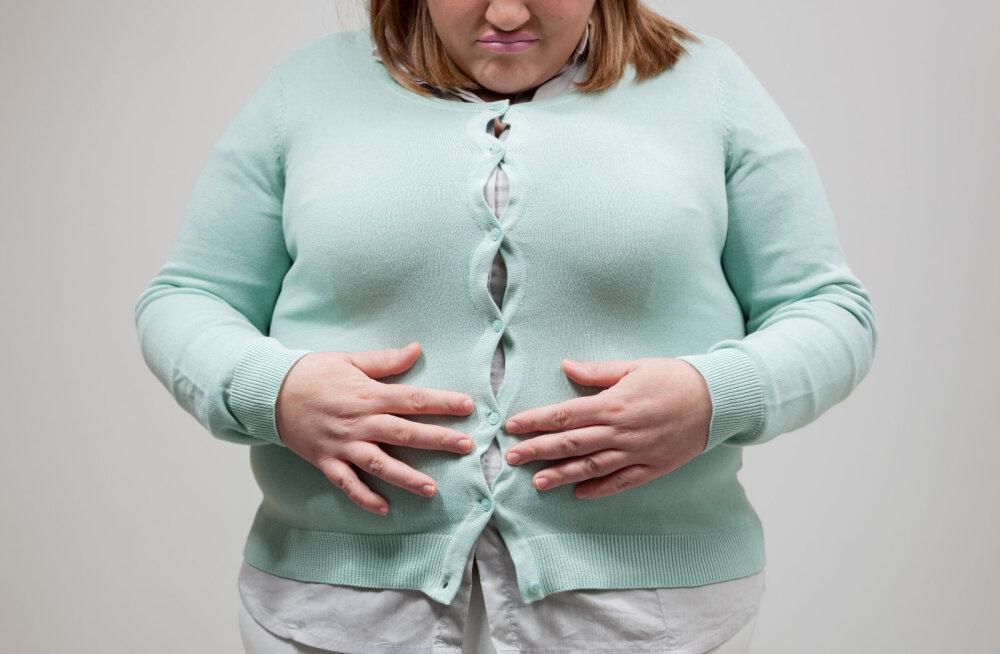 Kas su suhe võib olla süüdi selles, miks sa paksuks oled läinud?
